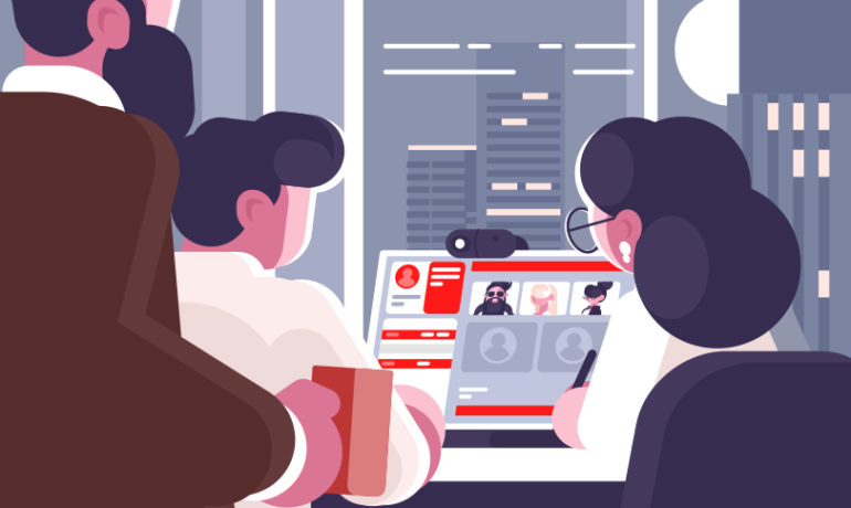 Virtual Co-Working Spaces